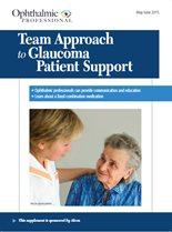 A Team Approach to Glaucoma Patient Support