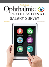 Fourth Annual Ophthalmic Professional Salary Survey