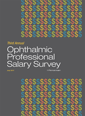 Third Annual Ophthalmic Professional Salary Survey